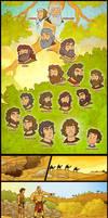 Joseph's Story Comic