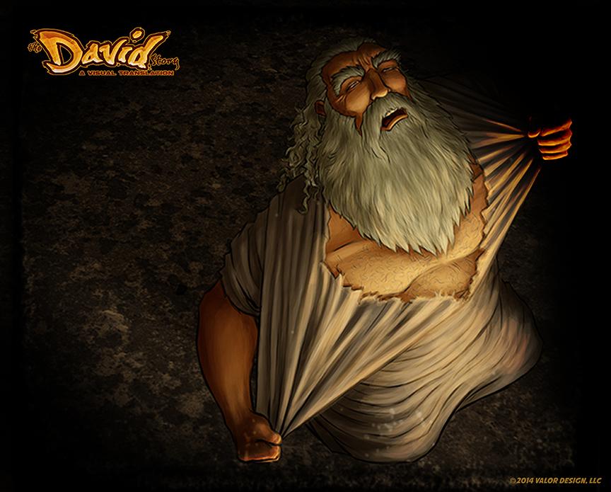 Samuel Cried to Yahweh by eikonik