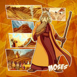 Bible Super Heroes: Moses 2