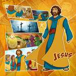 Bible Super Heroes: Jesus 2