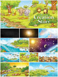 The Creation Story Book