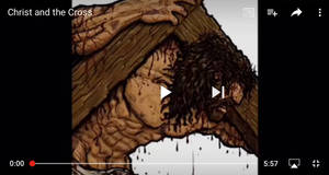 Time Lapse Video: Christ and the Cross