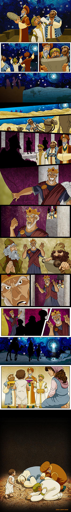 Magi Comic