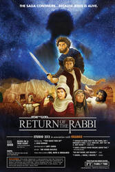 Return of the Rabbi by eikonik