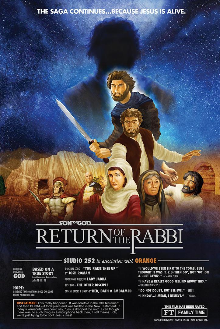 Return of the Rabbi