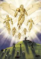 Angels by eikonik