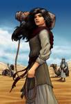 Rebekah: The Watergirl