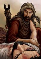 Samaritan by eikonik