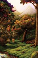 Paradise Lost by eikonik