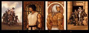 Joseph's Faith by eikonik