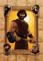 Nehemiah by eikonik