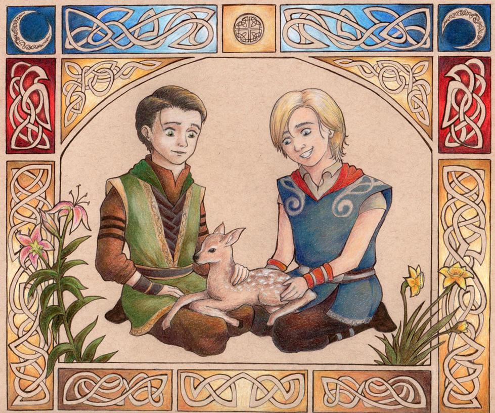 The Fain of the Princes by ekormekolindo