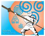 Pop art series: Aang