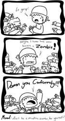 Oh Noes Zombies by Daemon107