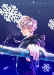 Jack Frost fanart