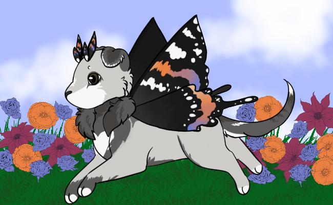 [Mothcats] [RTA] Garden Frolic