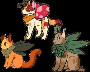 [Mothcats] Raffle Gifts