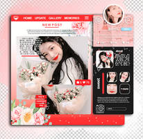 #O1 : TEMPLATE Sweet ! By Aria