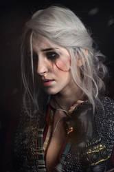 Ciri by MariyaNegoduet