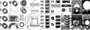 showcase layout by LazurURH