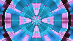 Kaleidoscope Glitch by LazurURH