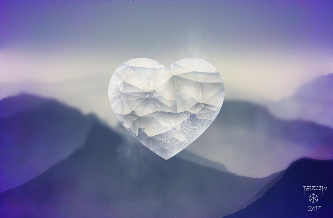 heart of winter by LazurURH