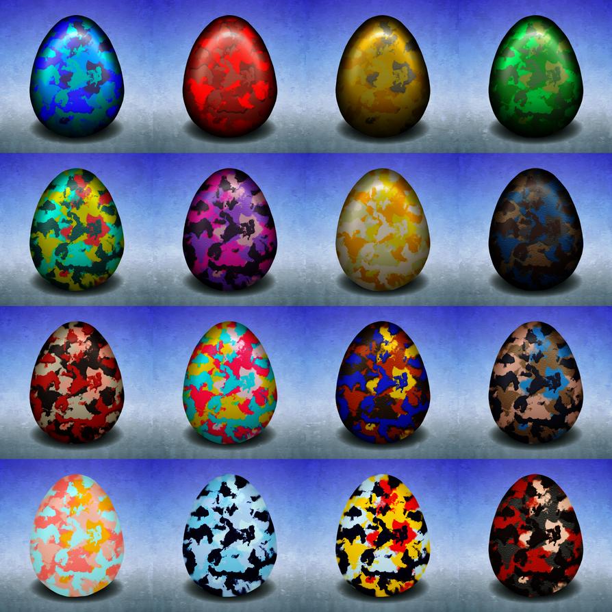 Easter egg pack by LazurURH