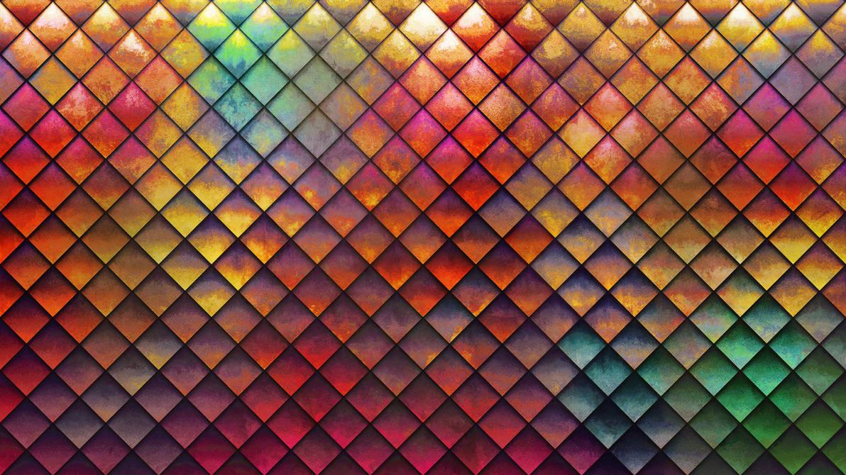 diamond pattern 2 by LazurURH