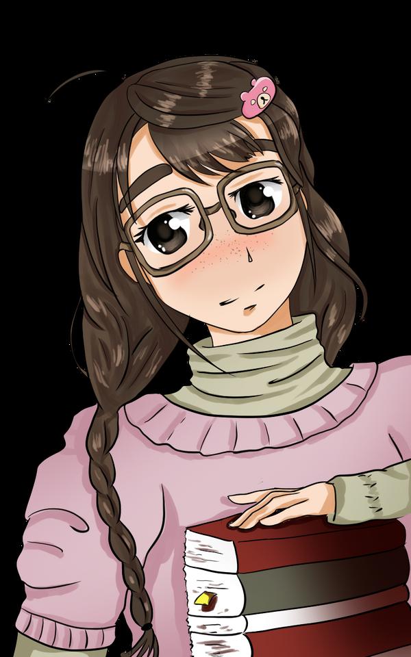 Saori-san by RealistJuliet