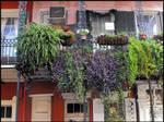 French Quarter Balcony 4
