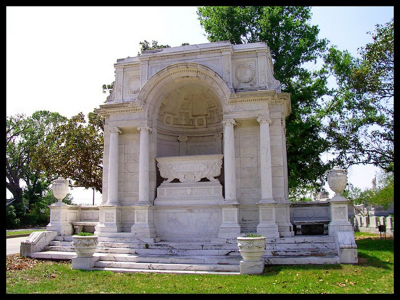 Lacosst tomb metairie by salemcat on deviantart for Metairie architects
