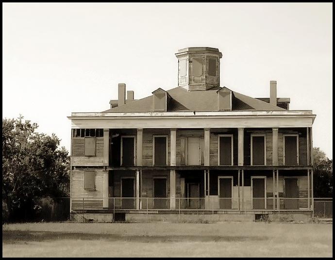 The Old LeBeau Plantation 2 by SalemCat