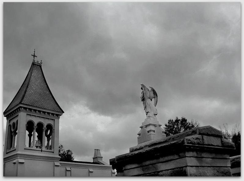 Metairie Cemetery by SalemCat