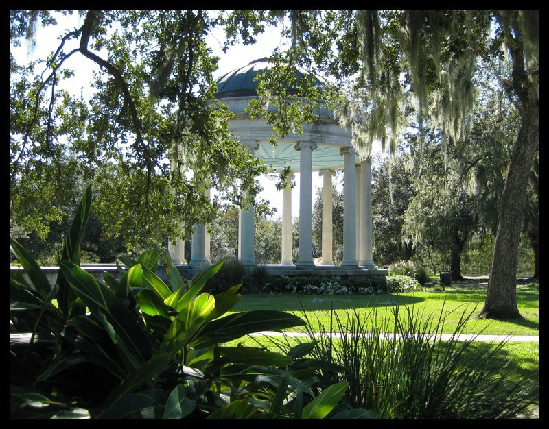 New orleans city park by salemcat on deviantart for New orleans city park sculpture garden