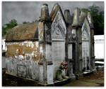 Lafayette Cemetery Gothic Tomb by SalemCat