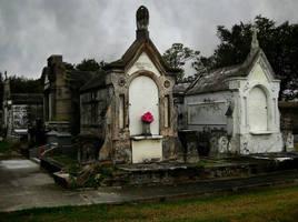 Old Metairie Cemetery 2 by SalemCat