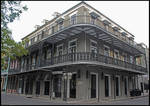 French Quarter Haunted Mansion