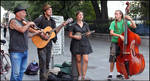 French Quarter  Musicians