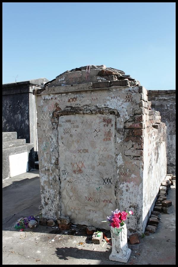 Voodoo Tomb 2 by SalemCat