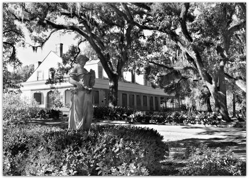 The Haunted Myrtle Plantation