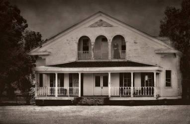 House of Sorrow by SalemCat