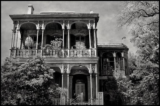 There Is a House in New Orleans...
