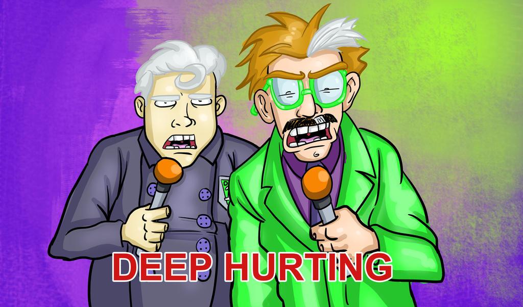 DEEP HURTING by killer-kay-james