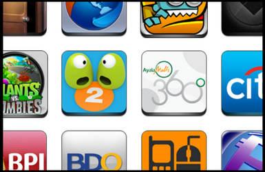 Jaku inspired icons