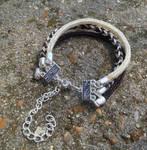 Braided Horsehair Bracelet - Triple Braid Custom