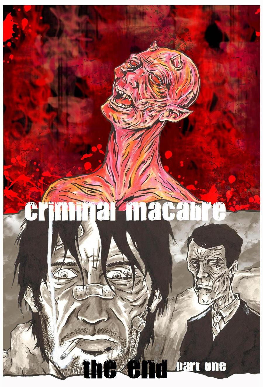 Criminal Macabre tribute