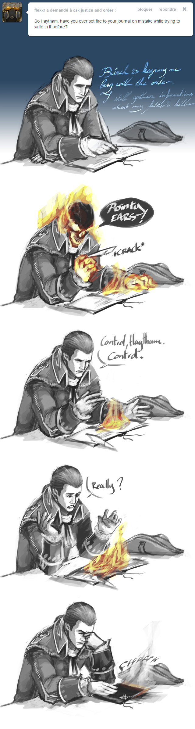 Connor Kenway Relationship Haytham Kenway And Connor