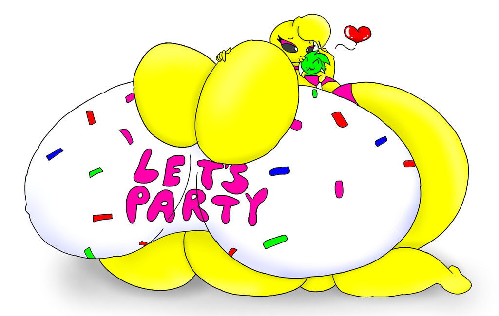 Fnaf chica with big tits Sexy Toy Chica Breasts Expansion Censored By Luckyemerald269 On Deviantart