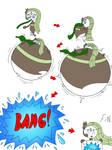 Meloeatta Water Expansion (Short Comic)