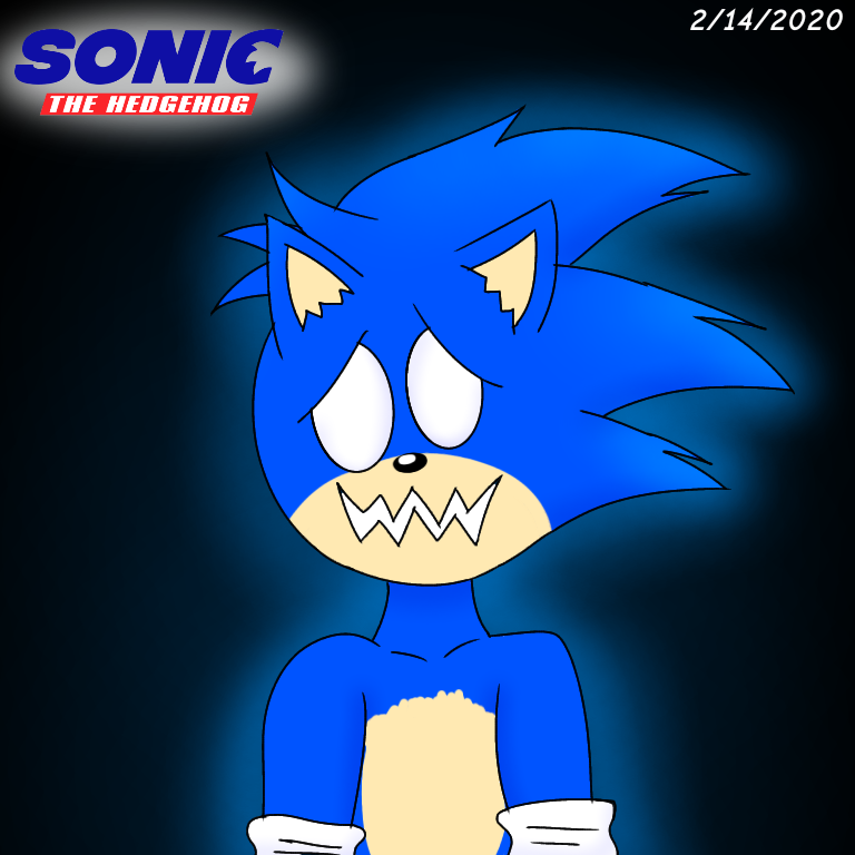 Gotta Go Fast Sonic The Hedgehog Movie 2020 By Luckyemerald269 On Deviantart